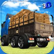 卡车司机农场骑3D