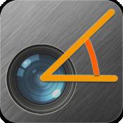 相机量角器(Camera Protractor) - 量角器+尺子 测量你现实生活中的任何物品