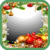 圣诞节和新年相框 1.1