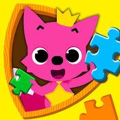 碰碰狐儿童拼图游戏:免費 4