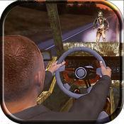 僵尸公路交通骑士II - 汽车视图疯狂的赛车和启示运行经验