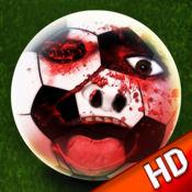 僵尸足球:凉爽的免费轻弹足球运动游戏为男孩和女孩 - 高清