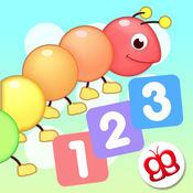 幼儿学数数123...