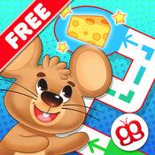 幼儿迷宫 123 免费版