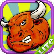 公牛运行复仇建兴 - 免费游戏! Bulls Running with Revenge LITE - FREE Game!
