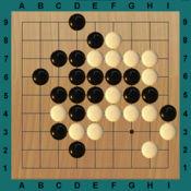 Light 围棋 9x