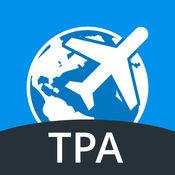 坦帕旅游指南与离线地图