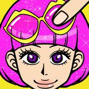 Like me! 创建一幅肖像- 动漫
