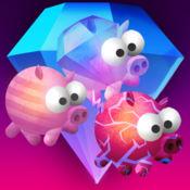 头小猪 ~ Lil Piggy Run ~ Your Free Adorable Running + Glittery Diamond Collecting Adventure