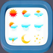 预测天气,4天...