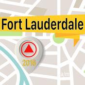 劳德代尔堡 离线地图导航和指南