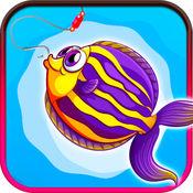 钓鱼 Fisher Boom Pop Guardians Tube Aquarium  钓鱼 Farm Time - Free HD Matching Game 钓鱼 Match 3 Deluxe Star Icon Edition
