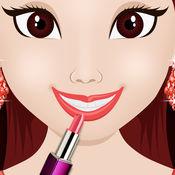 迷人的女孩化妆亲  1.4