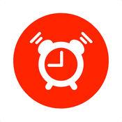 响亮的闹钟免费 - 准时醒来!