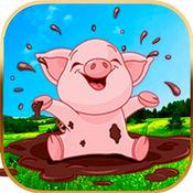 小猪玩泥巴佩奇...