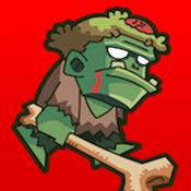 僵尸 vs 仙子恐怖公墓。游戏和死了的怪物