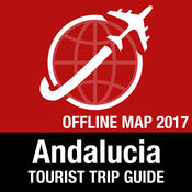 Andalucia 旅游指南+离线地图 1