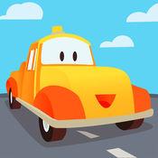 汽车城的拖车汤姆 - 迷你芒果