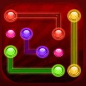 Glowing Neon - 闪亮的益智游戏的辉煌人 - 临