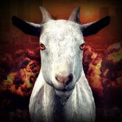 免费山羊模拟器3D:疯狂