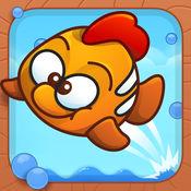 钓鱼王: Flick The Fish