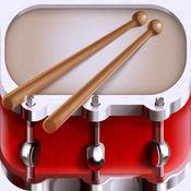 Drums Master - 高品质架子鼓,演奏并录制你的节拍,同时伴以你最喜爱的音乐和歌曲