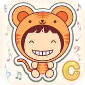 英文儿歌 C - 婴儿学习英语单词和儿童英文歌曲