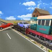 汽车运输火车模拟器