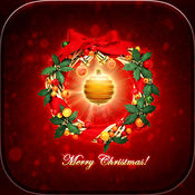 圣诞壁纸和主题的家庭和锁屏