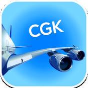 雅加达苏加诺 - 哈达机场。租车,班车,出租车。抵港及离港。