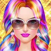 明星发型师 - 女生造型设计游戏
