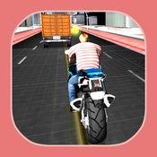 我是摩托车手
