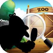 我是间谍在动物园里的隐藏的对象: A 现货对象图片拼图 : I Spy Hidden Objects at the Zoo :  A Spot the Object Picture Puzzle