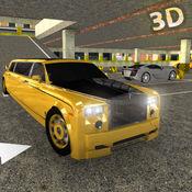 豪华轿车多层停车场 — — 市模拟器