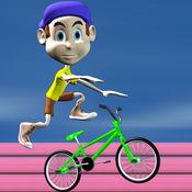Bmx极限街头赛车挑战pro - 酷变速自行车赛车游戏