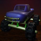 终极怪物卡车比赛的传奇故事