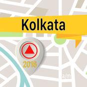 加尔各答 离线地图导航和指南