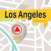 洛杉矶 离线地图导航和指南 1
