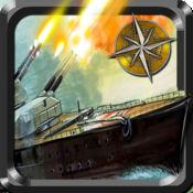 战列舰的线 - 海军舰艇编队(免费精简版版)征服高海洋世界战争