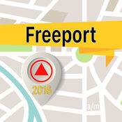 Freeport 离线地图导航和指南
