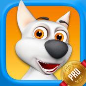 ! 会说话的狗 PRO - 我的虚拟宠物有趣的动物