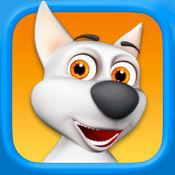 ! 会说话的狗 - 我的虚拟宠物有趣的动物
