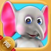 ! 会说话大象 PRO - 虚拟宠物: 好玩的游戏