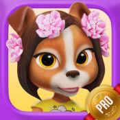 ! 我的会说话的狗 PRO - 宠物游戏