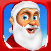 ! 会说话的圣诞老人 - 好玩的圣诞节游戏