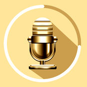 金 语音转换 玩笑 - 取笑录音 和 改变你的语音 同 有趣的效果