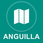 安圭拉 : 离线GPS导航 1