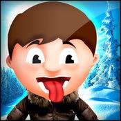 第一个雪花的冬天:冰冷的饥饿寒冷的雪捕捉游戏 - 免费版
