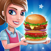顶 汉堡包 厨师  1.1