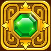Gemini Gem - 快节奏, 手指操, 大脑工作, 反射及策略, 比赛3 益智游戏!
